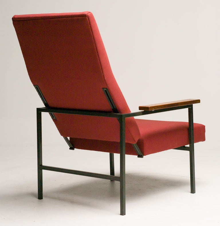 Mid-20th Century Lotus Lounge Chair by Rob Parry for Gelderland For Sale