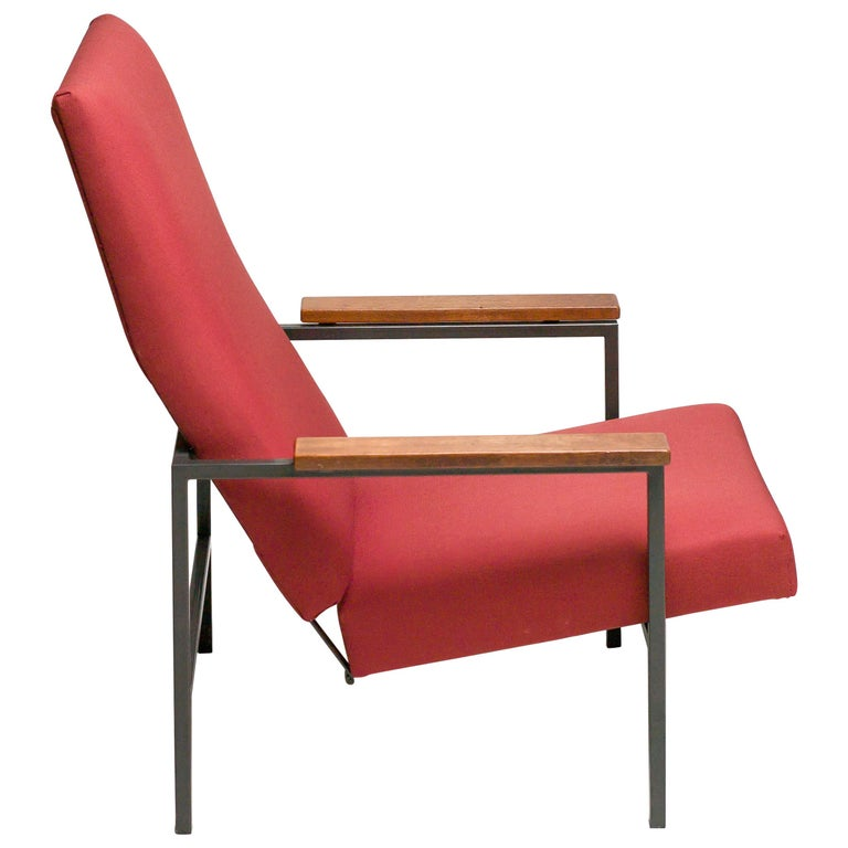 Lotus Lounge Chair by Rob Parry for Gelderland For Sale