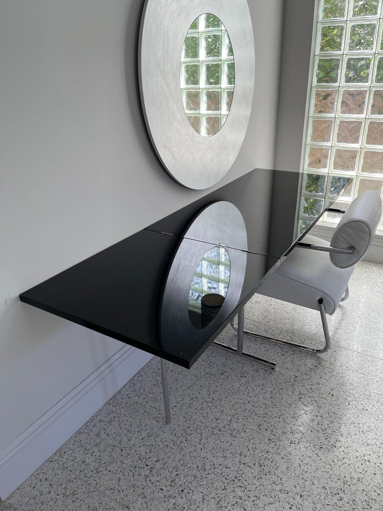 Lou Perou Table by Eileen Gray, Designed by ClassiCon For Sale 4