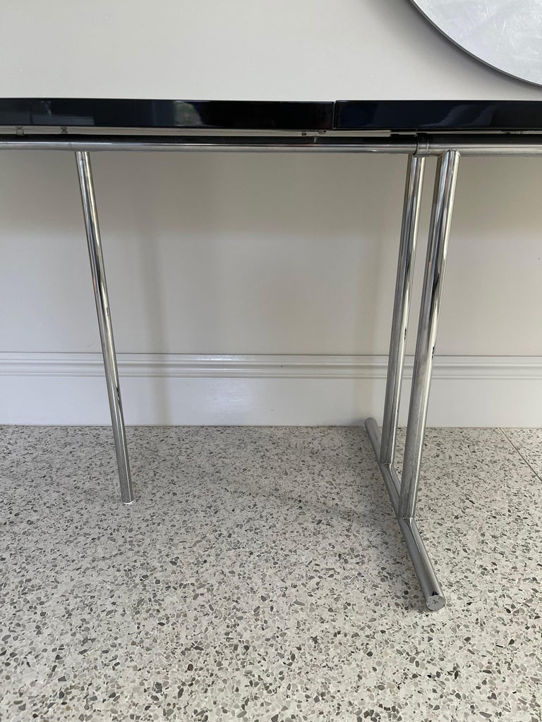 Modern Lou Perou Table by Eileen Gray, Designed by ClassiCon For Sale
