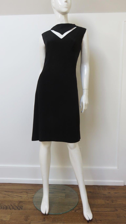Louis Estevez 1960s Cut out Dress For Sale 5
