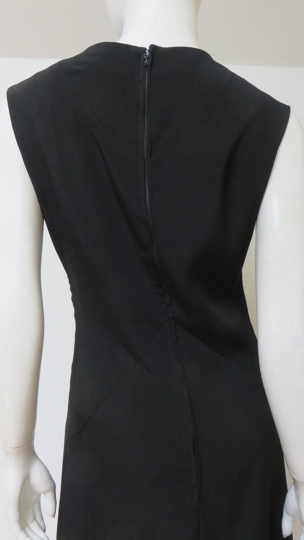 Louis Estevez 1960s Cut out Dress For Sale 8