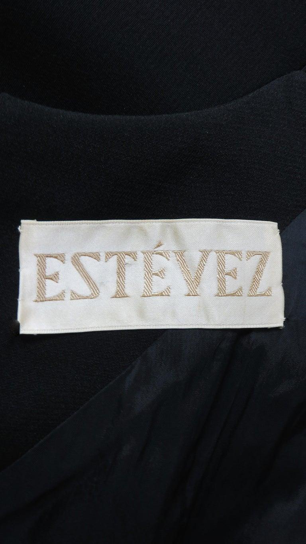 Louis Estevez 1960s Cut out Dress For Sale 10