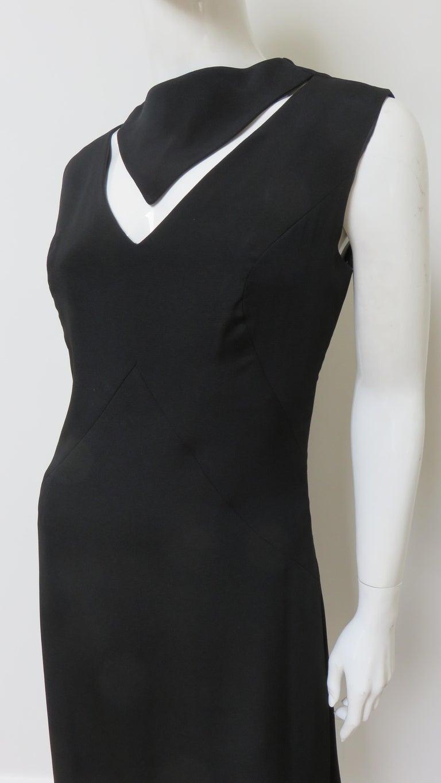 Women's Louis Estevez 1960s Cut out Dress For Sale