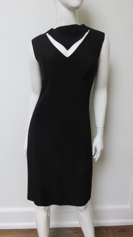 Louis Estevez 1960s Cut out Dress For Sale 2