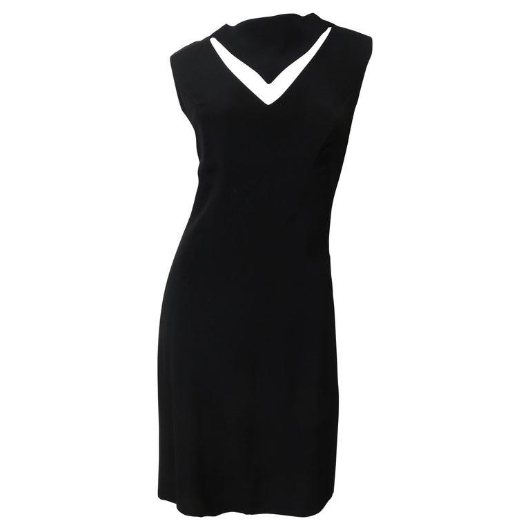 Louis Estevez 1960s Cut out Dress For Sale