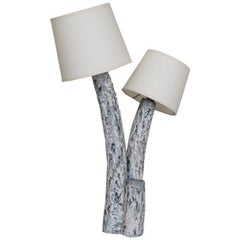 Louis Giraud Ceramic Table Lamp