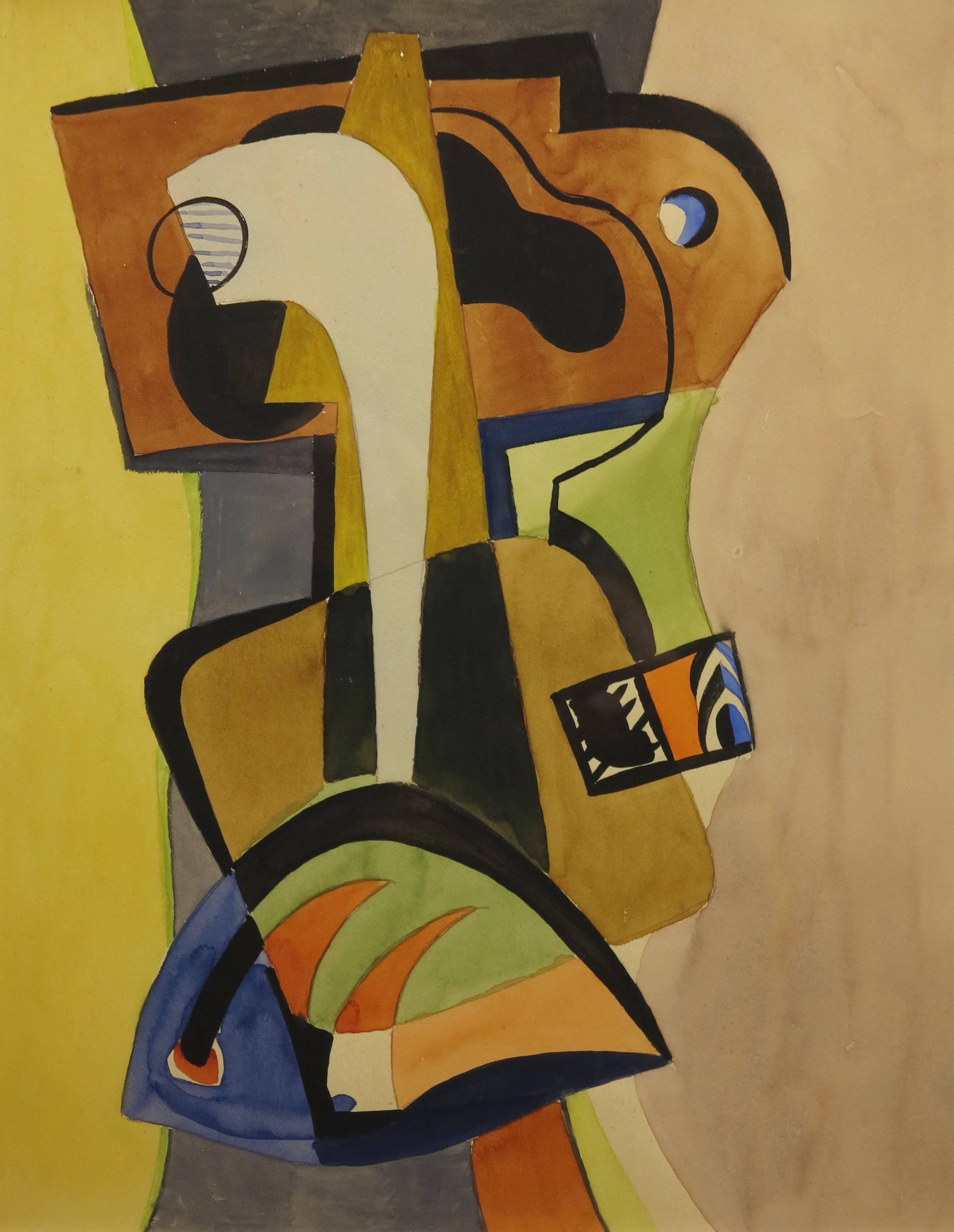 Roland Ayers - Flight: African American artist surrealist landscape ...