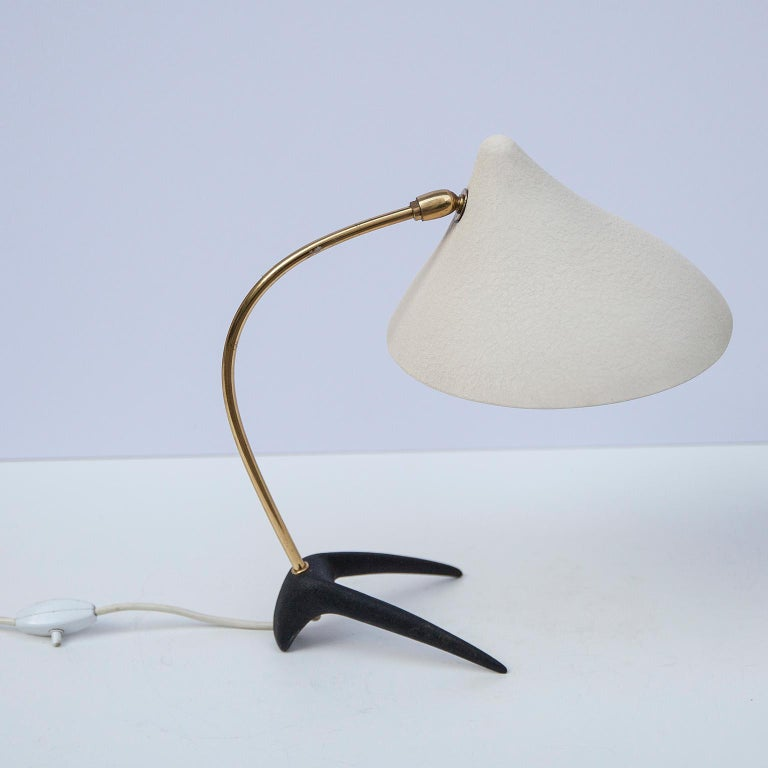Dutch Louis Kalff Table Lamp for Philips, Netherland, 1950s