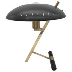 """Louis Kalff """"Z"""" Desk Lamp, 1955"""
