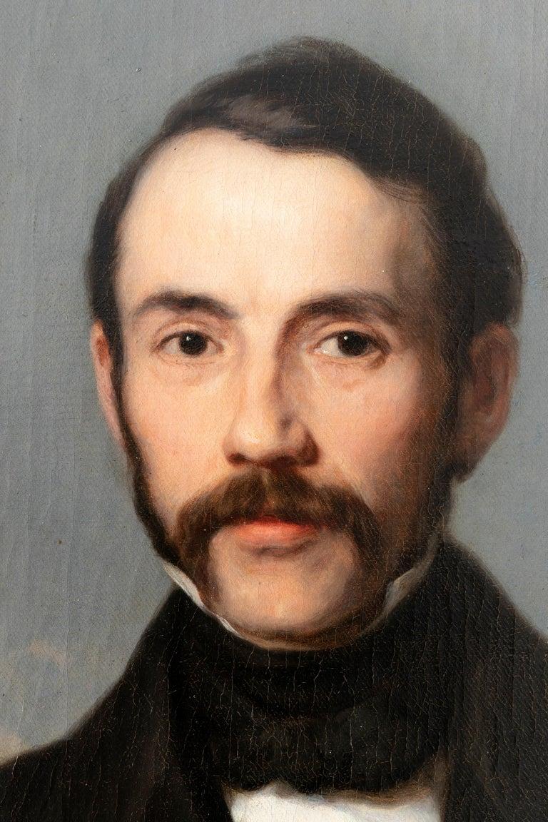 Ludwig Krevel Family Portrait