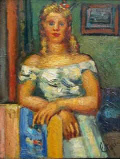 Portrait of Renée