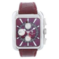 Louis Moinet Men's Twintech Automatic GMT Men's Watch LM.162.10.12