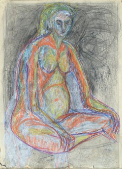 Nude Study by Louis Nadalini
