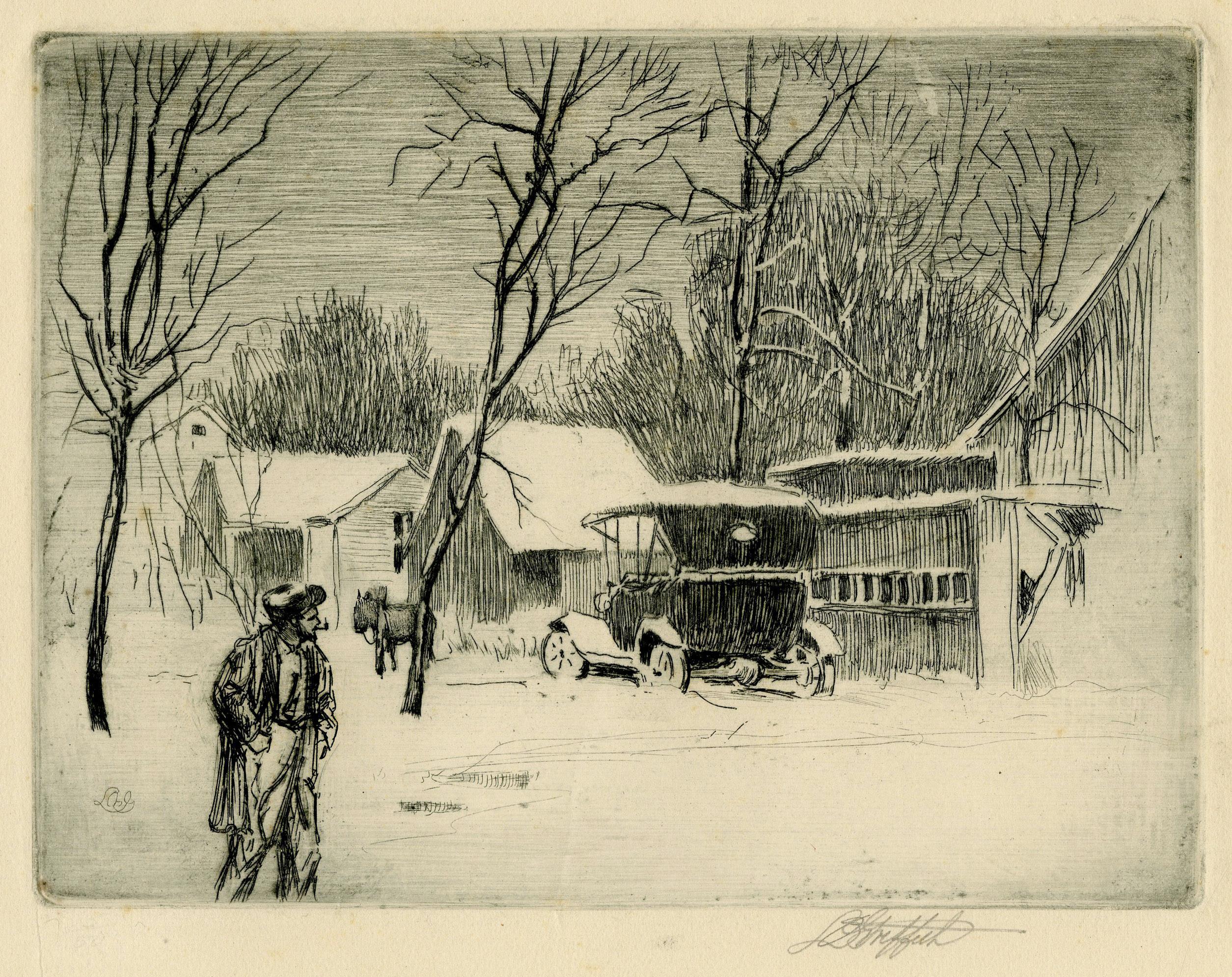 Nashville in Winter