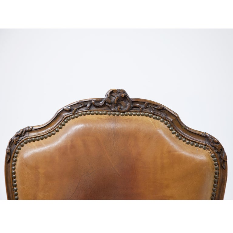 Louis Philippe Armchair, Mid-18th Century For Sale 4