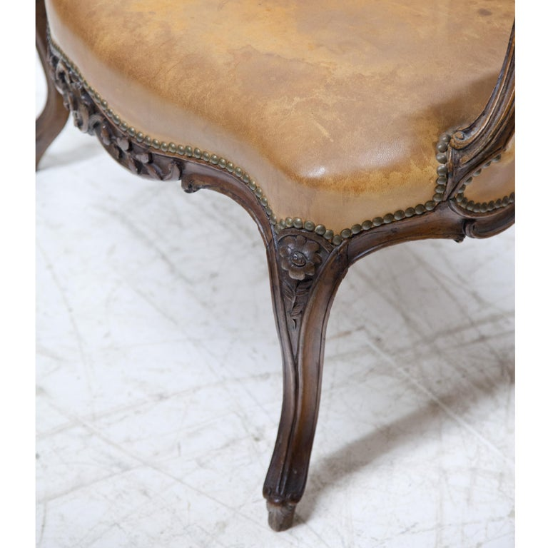 Louis Philippe Armchair, Mid-18th Century For Sale 2