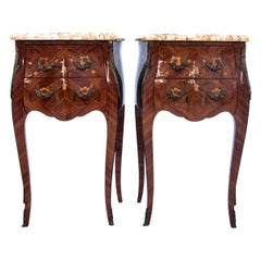 Louis Philippe Bedside Tables, France, circa 1920