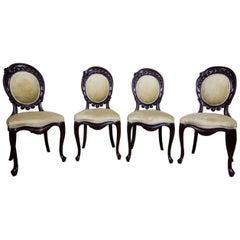 Louis Philippe Chairs, circa 1860
