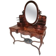 Louis Philippe Dressing Table from 1860
