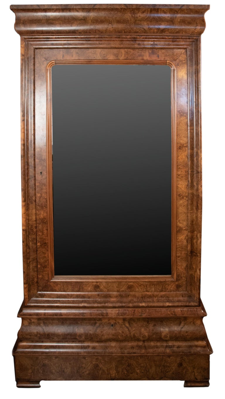Louis Philippe Glass Door Cabinet Circa 1830 For Sale At