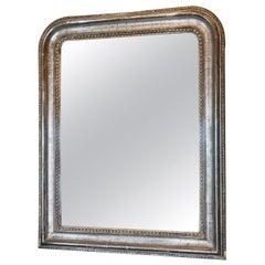 Louis Philippe Silver Mirror