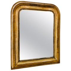 Louis Philippe Style French Wall Mirror