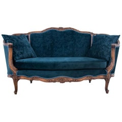 Louis Philippe Style Sofa, France, circa 1890