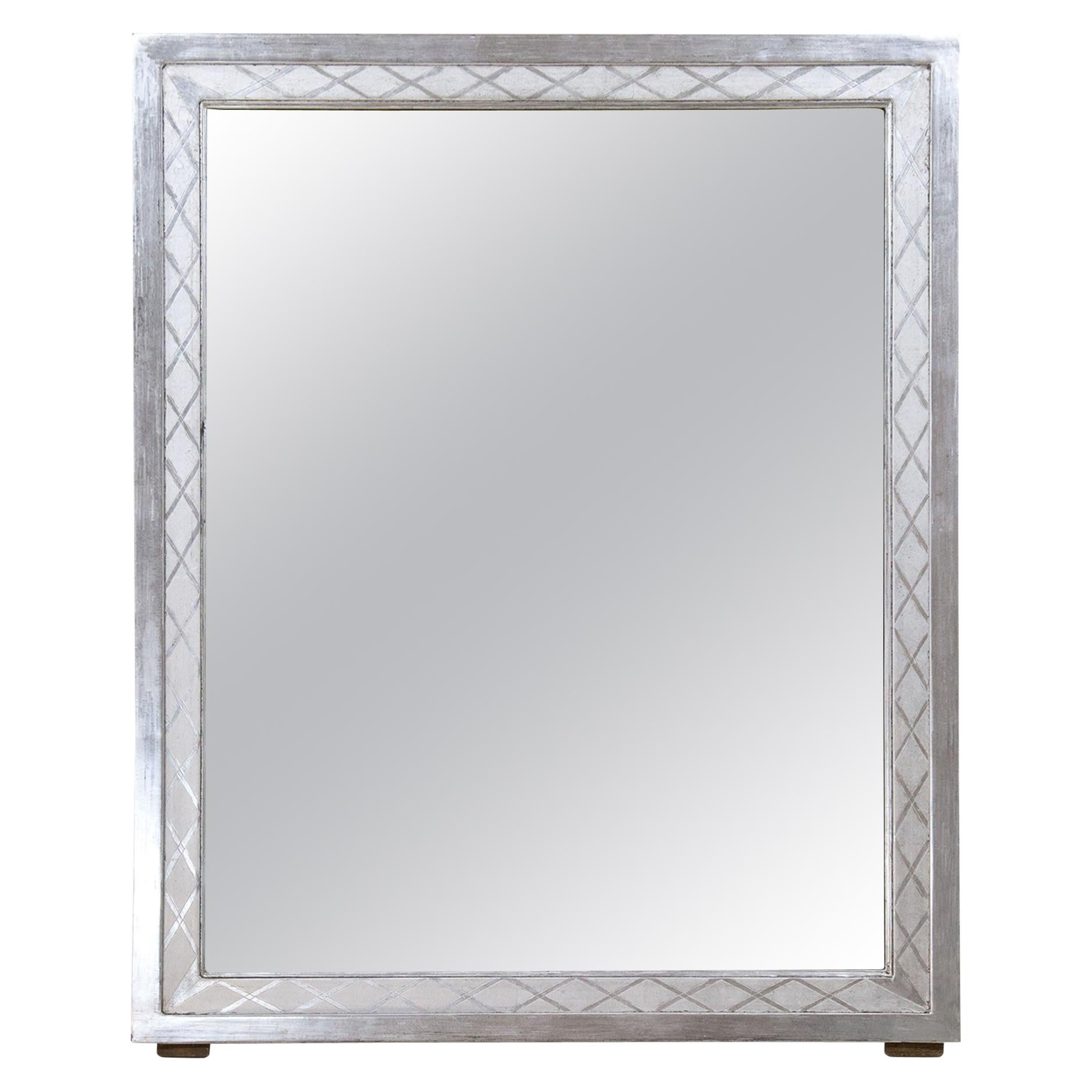 Louis Philippe Wall Mirror, France, 19th Century