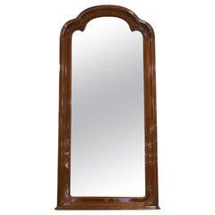 Louis Phillipe Style Mirror, Mahogany Frame, circa 1860s