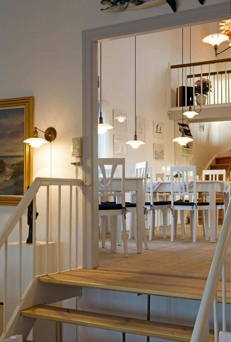 Contemporary Louis Poulsen, 200/290/330 Pendant Light by Poul Henningsen For Sale
