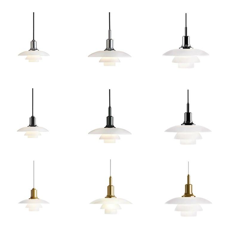 Louis Poulsen, 200/290/330 Pendant Light by Poul Henningsen For Sale