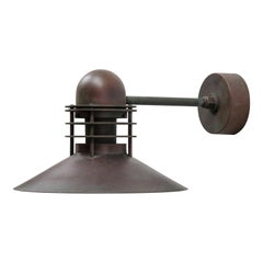 Louis Poulsen Copper Outdoor Lamp