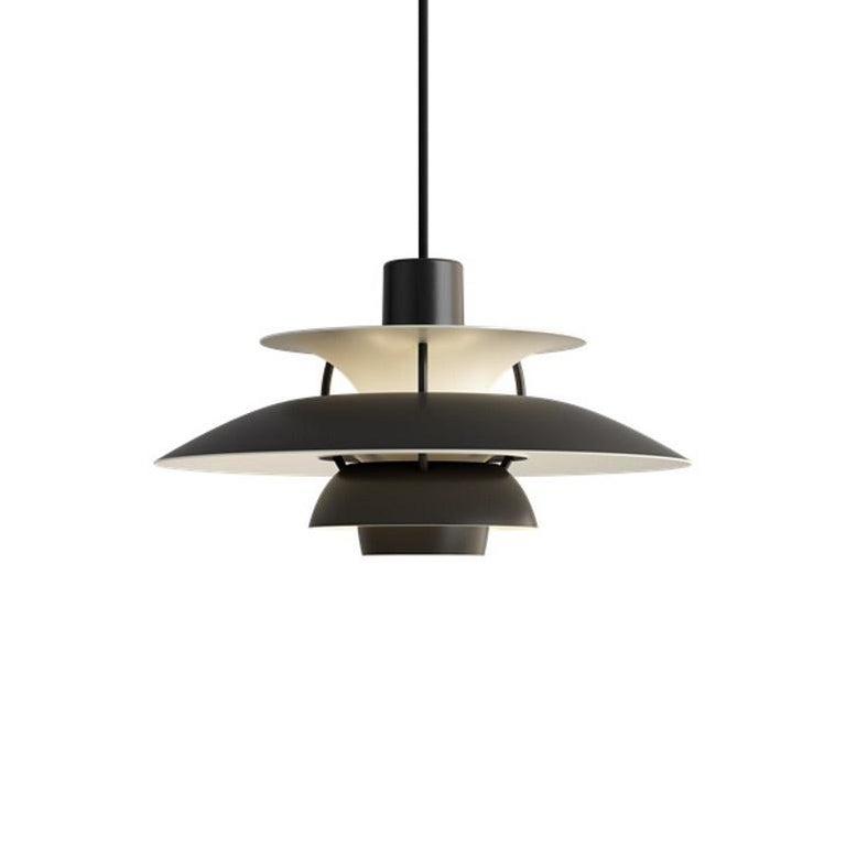 Louis Poulsen, Extra Large Metal Pendant Light by Poul Henningsen For Sale 7