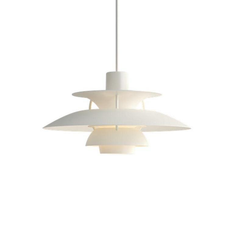 Louis Poulsen, Extra Large Metal Pendant Light by Poul Henningsen For Sale 8