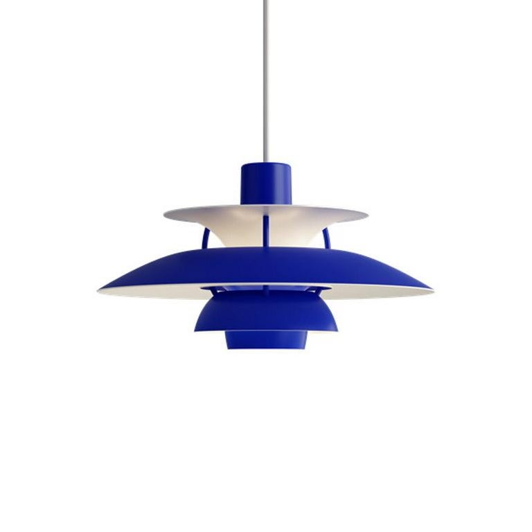 Louis Poulsen, Extra Large Metal Pendant Light by Poul Henningsen For Sale 9