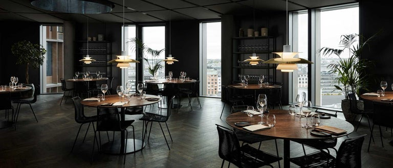 Louis Poulsen, Extra Large Metal Pendant Light by Poul Henningsen In New Condition For Sale In Saint-Ouen, FR