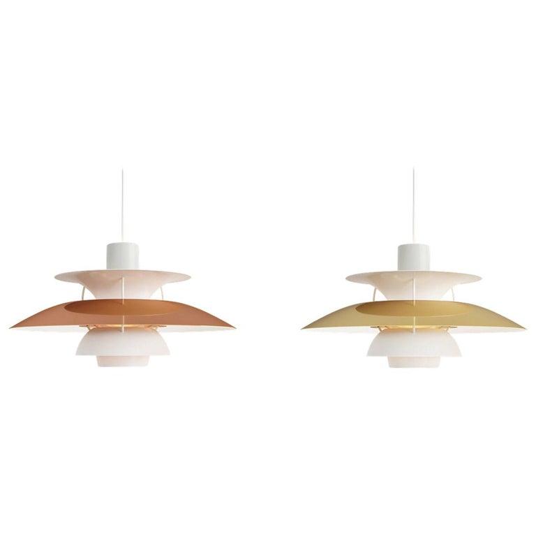 Louis Poulsen, Extra Large Metal Pendant Light by Poul Henningsen For Sale