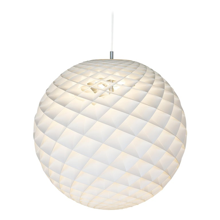 Louis Poulsen Extra Large Patera Pendant Light by Øivind Slaatto For Sale