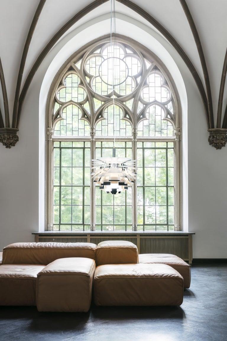 Louis Poulsen Extra Large PH Artichoke Pendant Light by Poul Henningsen For Sale 4