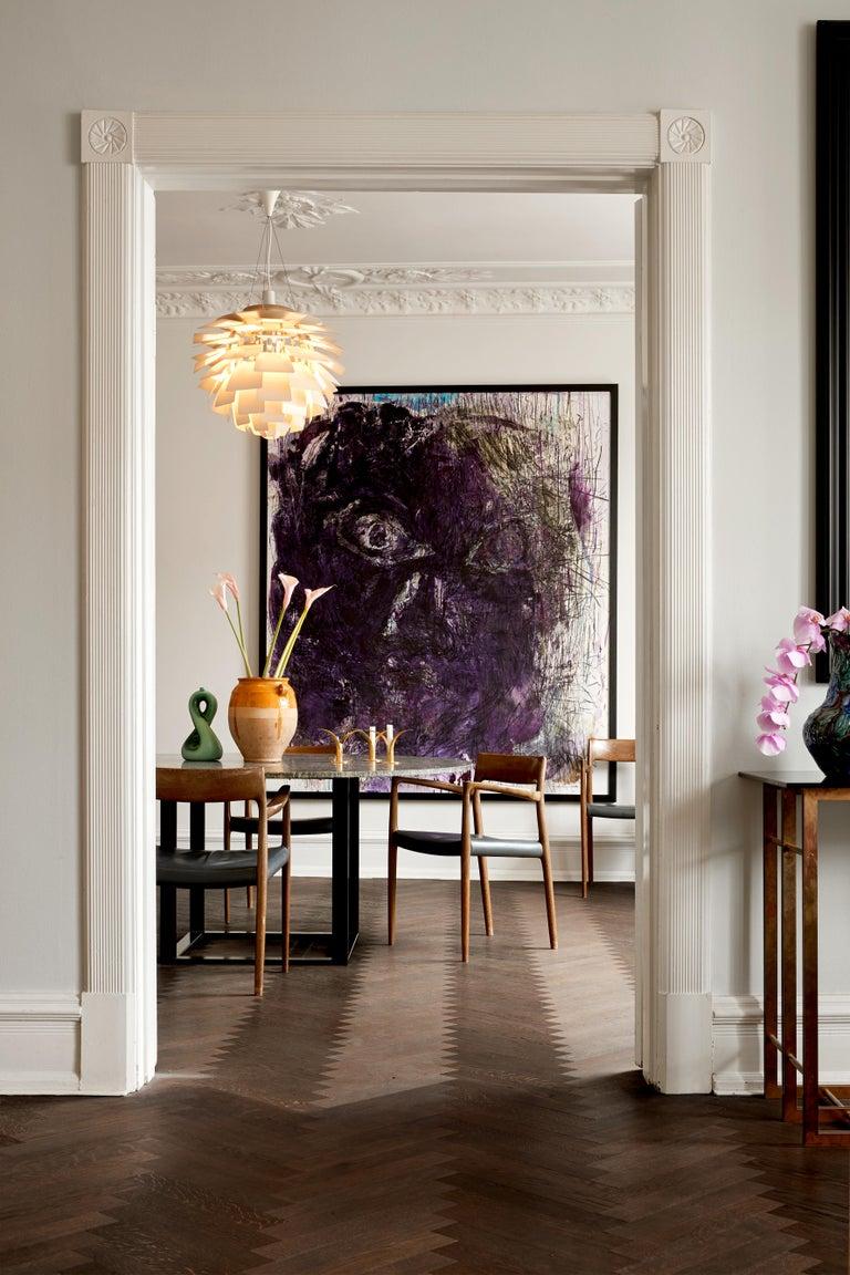Louis Poulsen Extra Large PH Artichoke Pendant Light by Poul Henningsen For Sale 12