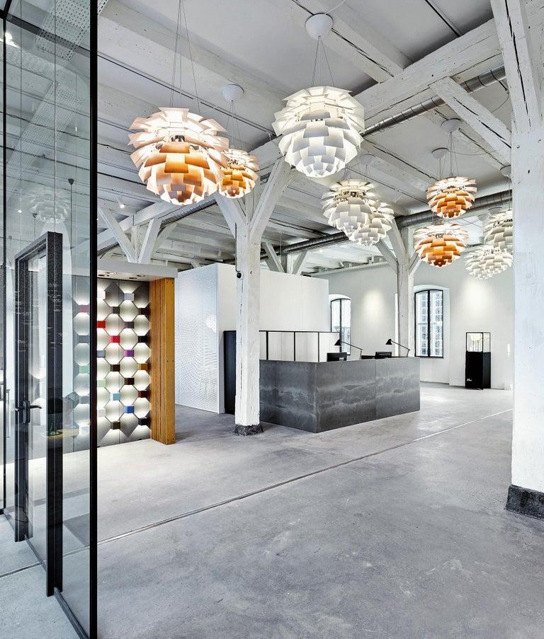 Louis Poulsen Extra Large PH Artichoke Pendant Light by Poul Henningsen For Sale 16