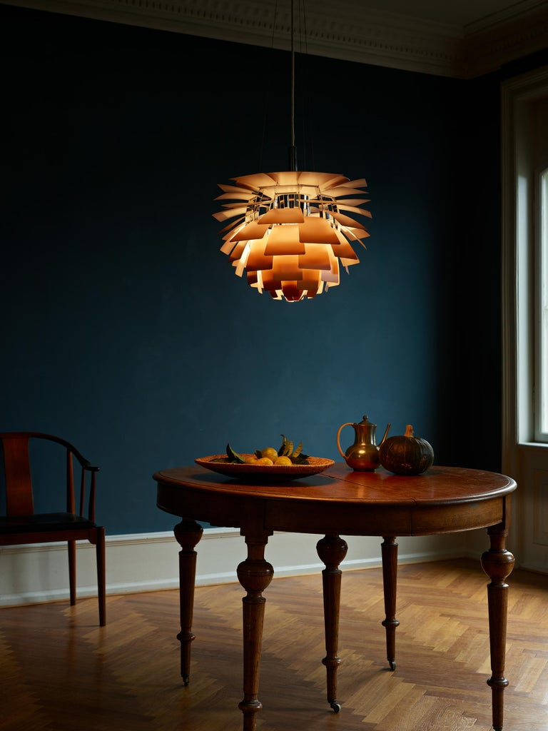 Metal Louis Poulsen Extra Large PH Artichoke Pendant Light by Poul Henningsen For Sale