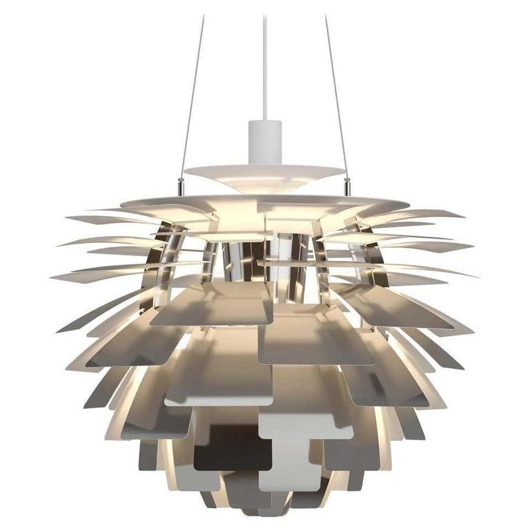 Contemporary Louis Poulsen, Large Artichoke Chandelier by Poul Henningsen For Sale