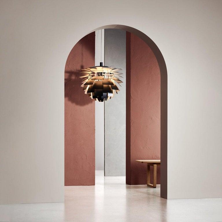 Louis Poulsen, Large Artichoke Chandelier by Poul Henningsen For Sale 1