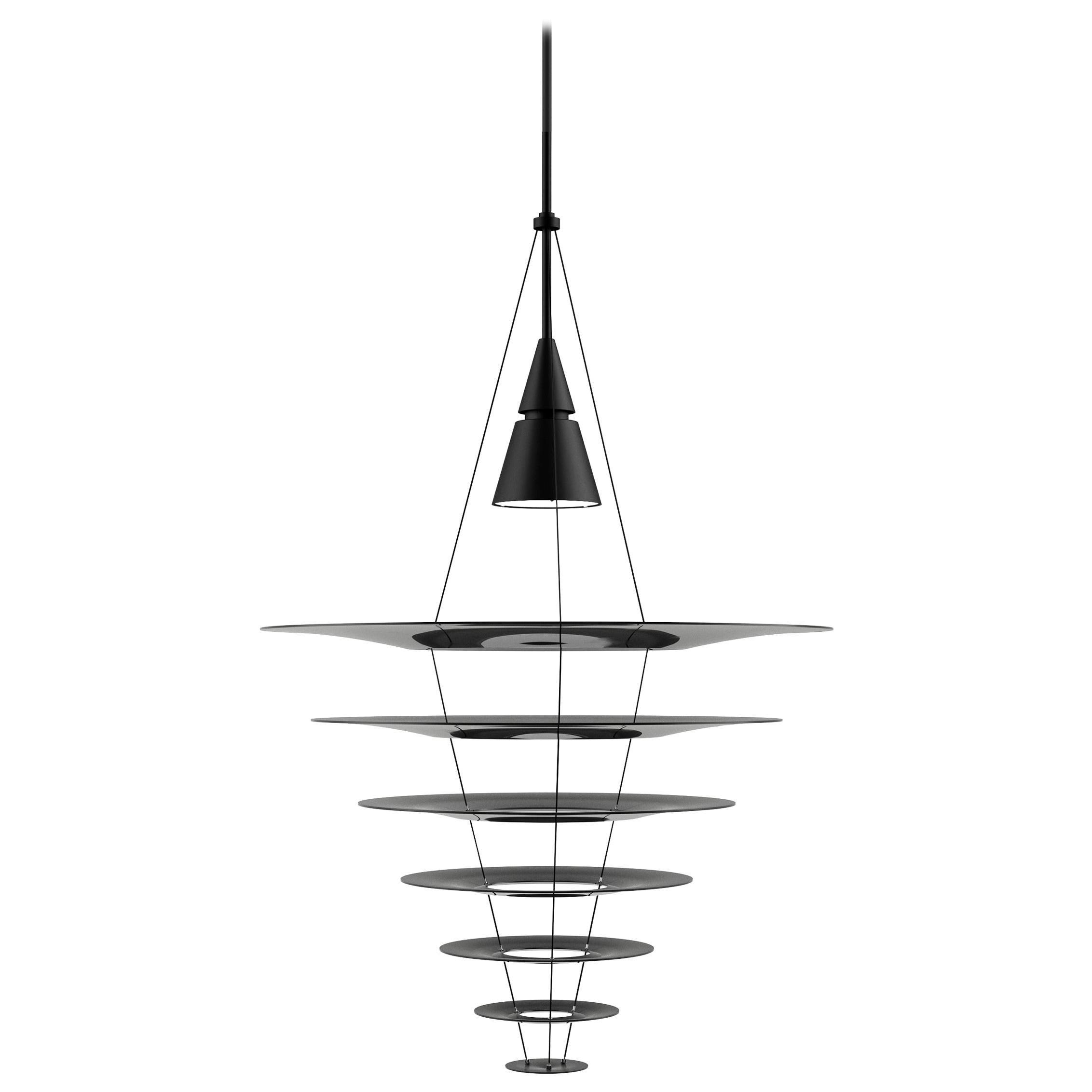 Louis Poulsen Large Enigma Pendant Lamp by Shoichi Uchiyama