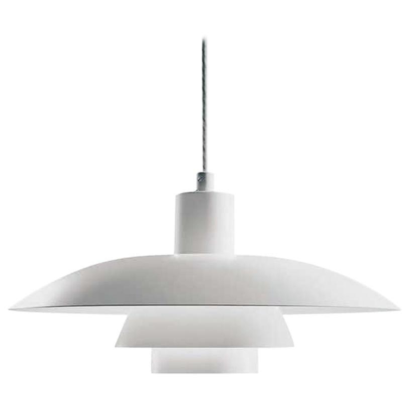 Louis Poulsen, Large Metal Pendant Light by Poul Henningsen