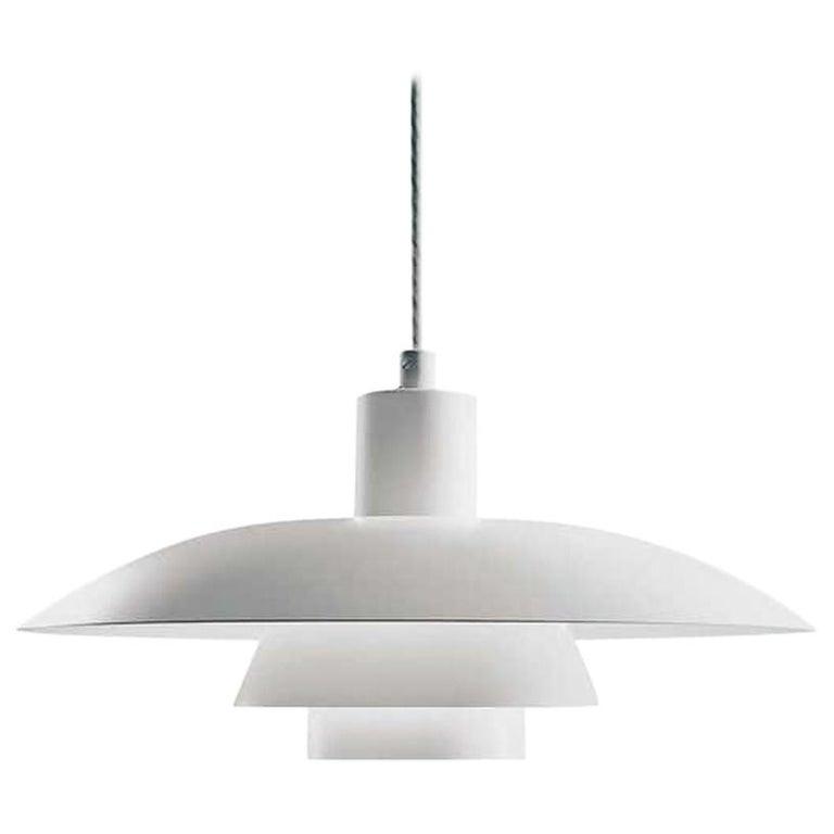 Louis Poulsen, Large Metal Pendant Light by Poul Henningsen For Sale
