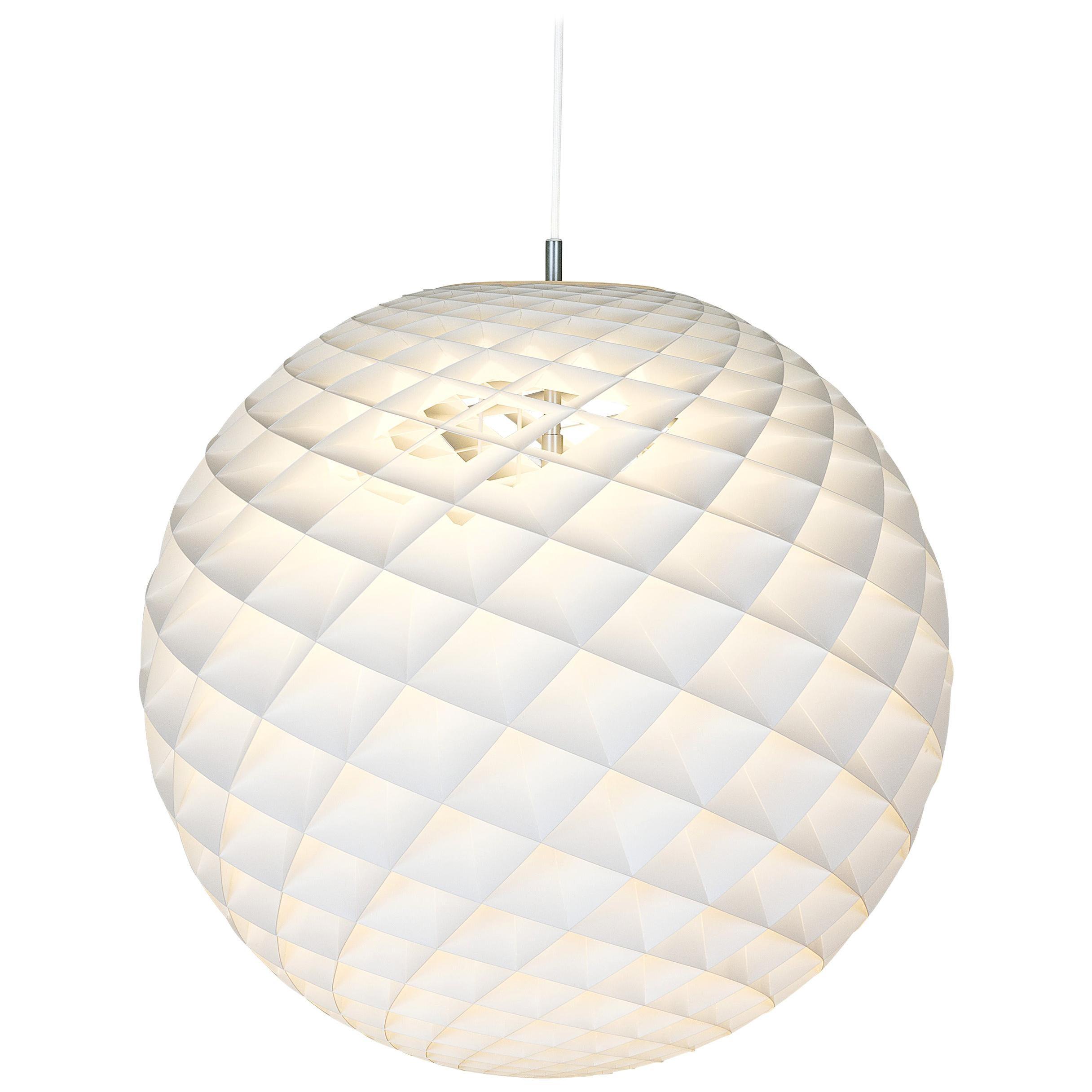 Louis Poulsen Large Patera Pendant Light by Øivind Slaatto