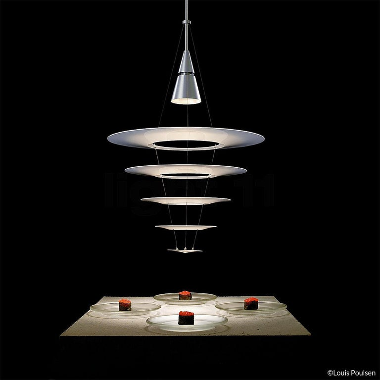 Modern Louis Poulsen, Large Pendant Lamp by Shoichi Uchiyama For Sale